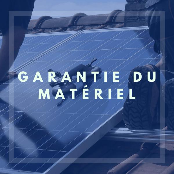 Garantie du matériel photovoltaïque hérault