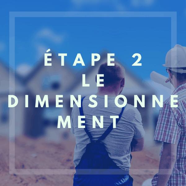 Le dimensionnement de l'installation de panneaux solaires dans l'Hérault